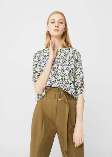19,99 blusa mango sales