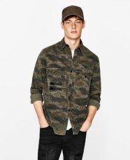 militar 15,99 zara men sales