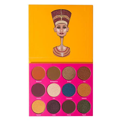 nubian 2 eyeshadow by juvia´s